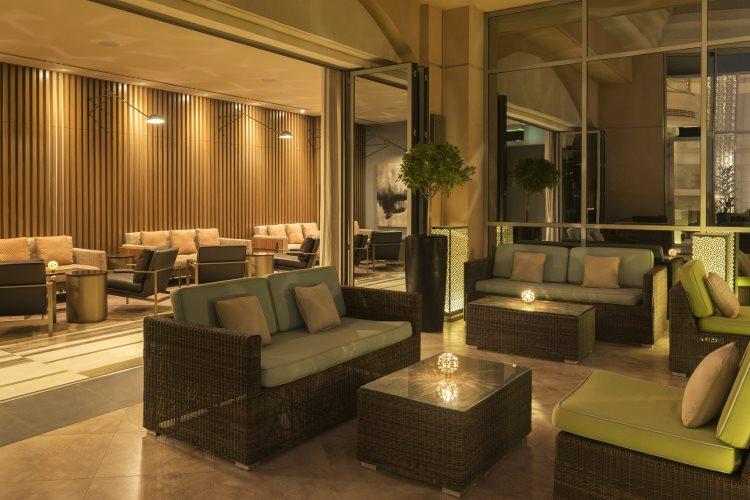 Sheraton Mall of Emirates - Terrasse Vantage