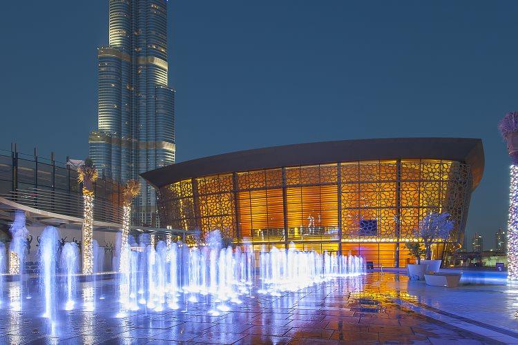 Opéra de Dubaï