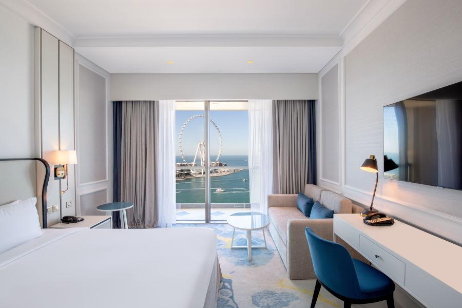 Sofitel Dubai Jumeirah Beach - Chambre