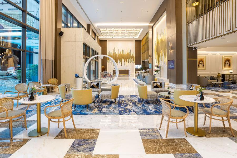 Sofitel Dubai Jumeirah Beach - Lobby