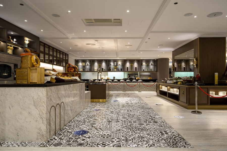Sofitel Dubai Jumeirah Beach - Restaurant